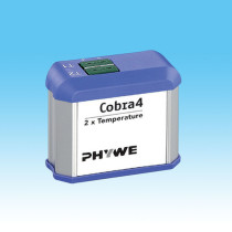 Moduł pomiarowy Cobra4 2 x temperatura