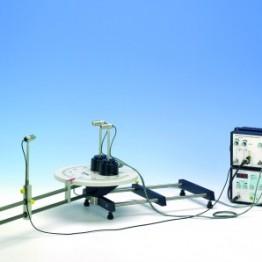 Kompl.zest.eksp.Interferencja dwu identycznych transmiterów ultradźwiękowych z Cobra3