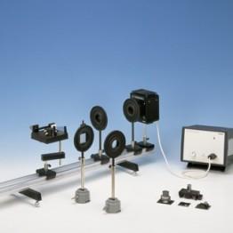 Kompl.zest.eksp.Spójność i szerokość linii spektralnych z interferometrem Michelsona
