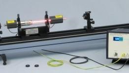 Kompl.zest.eksp.Laser helowo-neonowy