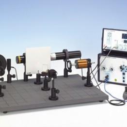 Kompl.zest.eksp. Magnetostrykcja z interferometrem Michelsona