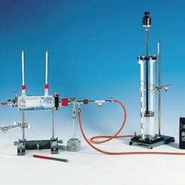 Kompl.zest.eksp. Wyznaczanie ciepła tworzenia CO2 i CO (prawo Hessa)