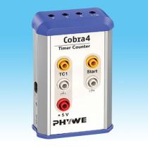 Moduł pomiarowy Cobra4 Zegar/Licznik