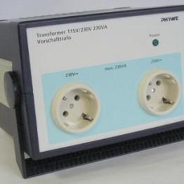 Transformator załączający 115/230 V