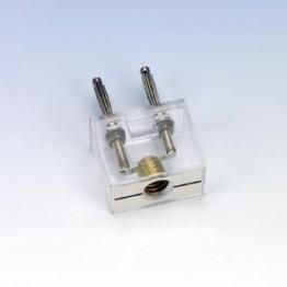Oprawa żarówki E10, obudowa G1