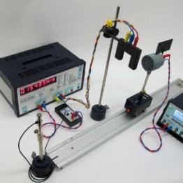 Kompletny zestaw eksperymentalny Akustyczny efekt Dopplera
