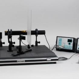 Kompletny zestaw eksperymentalny Prawo Lamberta na plycie optycznej