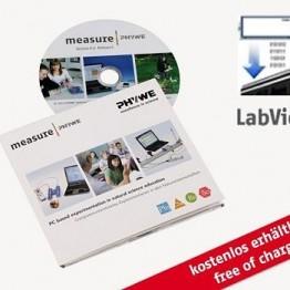 Program measure XR 4.0 Aparat rentgenowski LabVIEW, napęd V.1.2