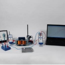 Kompletny zestaw eksperymentalny Histereza magnetyczna feromagnetyka z wykorzystaniem Cobra 4