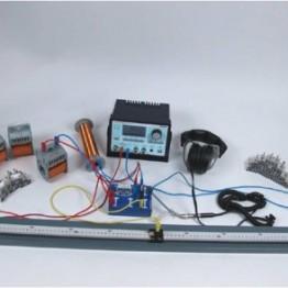 Kompletny zestaw eksperymentalny Mostek pomiarowy R L C