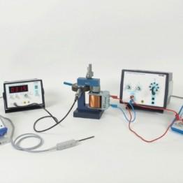 Kompletny zestaw eksperymentalny Spektroskopia promieniowania beta z zastosowaniem Cobra4