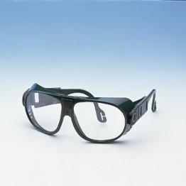 Okulary ochronne, soczewki zielone