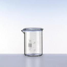 Zlewka szklana BORO 3.3, 250 ml, niska