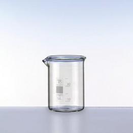 Zlewka szklana BORO 3.3, 400 ml, niska