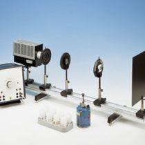 Kompletny zestaw eksperymentalny: Widma absorpcyjne