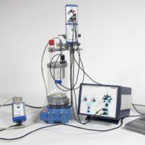 Kompletny zestaw eksperymentalny: Wyznaczanie entalpii topnienia czystej substancji z Cobra4