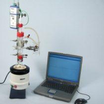 Kompletny zestaw eksperymentalny: Podwyższanie temperatury wrzenia - prawo Raoulta z Cobra4