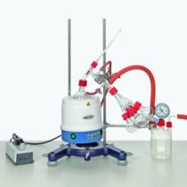 Kompletny zestaw eksperymentalny: Reakcja Cannizzaro i reakcja aldehydu z glikolem etylenowym