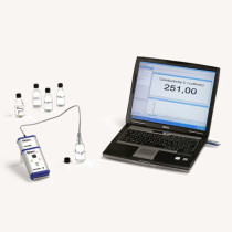 Eksperyment Przewodność różnych próbek wody z Cobra4