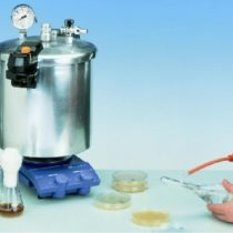 Kompletny zestaw eksperymentalny: Wykazywanie rozprzestrzeniania się mikroorganizmów
