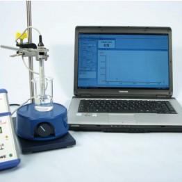 Kompletny zestaw eksperymentalny Inhibicja substratowa enzymów