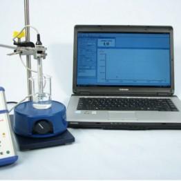 Kompletny zestaw eksperymentalny Hamowane enzymów (zatruwanie enzymów) z Cobra4