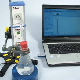 Kompletny zestaw eksperymentalny Aktywność enzymatyczna katalazy z Cobra4
