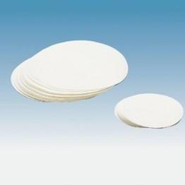 Filtr okrągły, ilościowy, 125 mm, 100 szt.