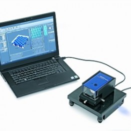 Kompl. zest. eksp. Podstawy spetroskopii sił charakterystycznych dla materiałów mikroskopem AFM
