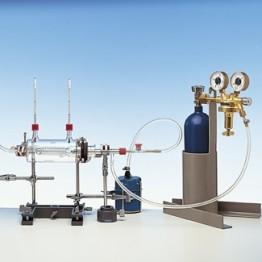 Kompl. zest. eksp. Okreslanie wartości opałowej stałych i gazowych substancji palnych w kalorymetrze poziomym