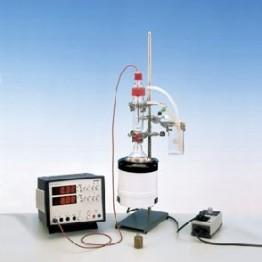 Kompl. zest. eksp. Określanie masy molarnej przez pomiar podwyższonej temperatury wrzenia (ebuloskopia)