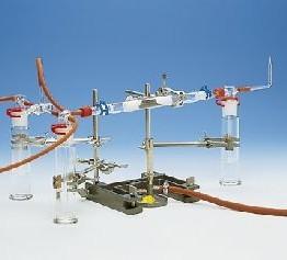 Kompl. zest. eksp. Przygotowanie amoniaku z pierwiastków (metoda Habera-Boscha)