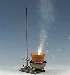 Kompl. zest. eksp. Reakcje redoks między metalami i tlenkami metali (metoda termitowa)