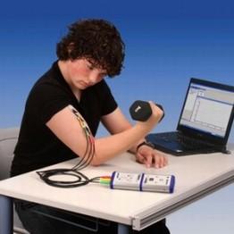 Kompl. zest. eksp. Elektromiografia (EMG) kończyny górnej z Cobra4