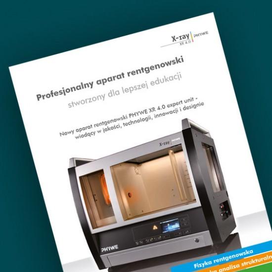 Edukacyjny aparat rentgenowski XR 4.0
