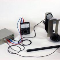 Kompletny zestaw eksperymentalny: Dyfrakcja i interferencja mikrofal