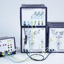 Kompletny zestaw eksperymentalny: Interakcje pomiędzy komórkami nerwowymi z użyciem Cobra4 Xpert-Link