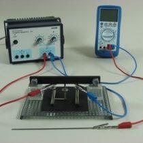 Kompletny zestaw eksperymentalny: Zjawiska elektrostatyczne na ostrzu