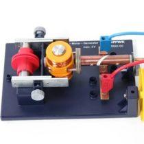 Kompletny zestaw eksperymentalny: Silnik prądu stałego