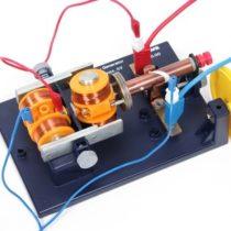 Kompletny zestaw eksperymentalny: Silnik szeregowy i bocznikowy