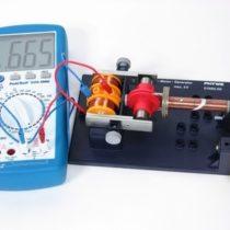 Kompletny zestaw eksperymentalny: Generator elektryczny