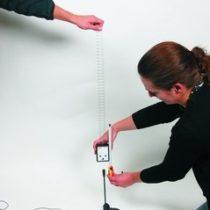 Kompletny zestaw eksperymentalny: Akustyczne zjawisko Dopplera