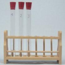 Kompletny zestaw eksperymentalny: Mieszaniny ciekłe
