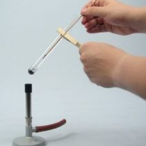 Kompletny zestaw eksperymentalny: Test na zawartość tlenu
