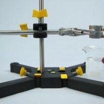 Kompletny zestaw eksperymentalny: Proces rozpuszczania w cieczy