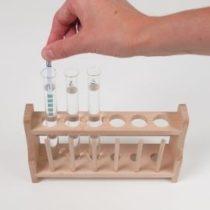 Kompletny zestaw eksperymentalny: Twardość wody
