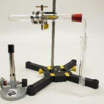 Kompletny zestaw eksperymentalny: Wytwarzanie i właściwości kwasu chlorowodorowego