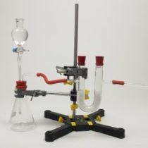 Kompletny zestaw eksperymentalny: Rozpuszczalność amoniaku w wodzie