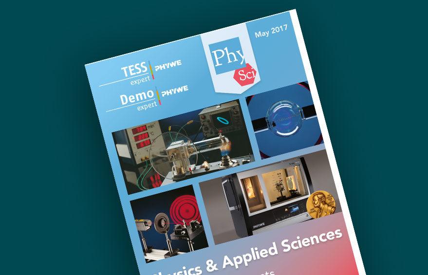 Katalog TESS/DEMO expert Fizyka i nauki stosowane 2017