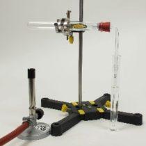 Kompletny zestaw eksperymentalny: Termiczny rozkład soli